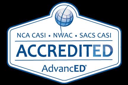 NCA CASI NWAC SACS CASI Accredited AdvancED